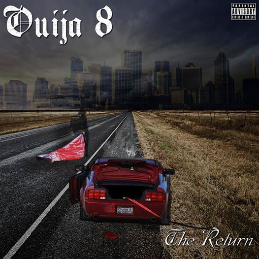 Ouija 8 - The Return (EP)